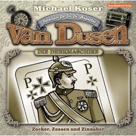 Professor van Dusen - Folge 15: Zocker, Zossen und Zinnober