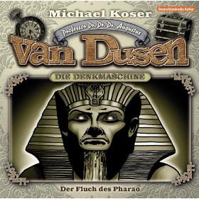 Professor van Dusen 19 Der Fluch des Pharao