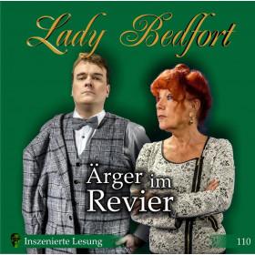 Lady Bedfort 110 Ärger im Revier