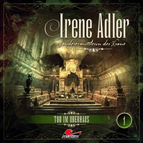 Irene Adler - Folge 1: Tod im Oberhaus