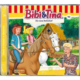 Bibi und Tina - Folge 90: Der neue Reiterhof (CD)