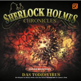 Sherlock Holmes Chronicles - Sonderedition: Das Todesvirus