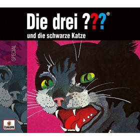 Die drei ??? Fragezeichen - Die drei ??? und die schwarze Katze (Special im Digipack)