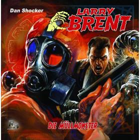Larry Brent - Folge 31: Die Müllmonster
