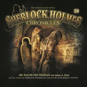 Sherlock Holmes Chronicles 39 Die Rache des Pharaos