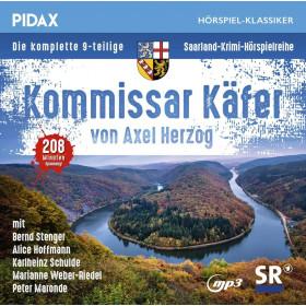 Pidax Hörspiel Klassiker - Kommissar Käfer