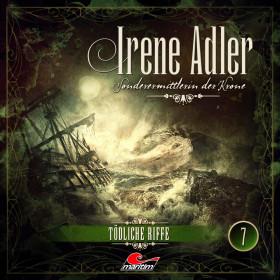 Irene Adler - Folge 7: Tödliche Riffe