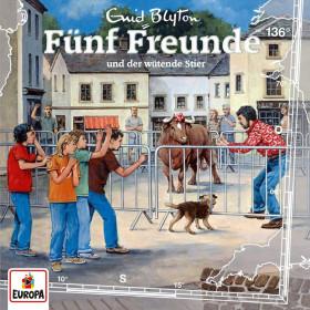 Fünf Freunde 136 Fünf Freunde und der Wütende Stier