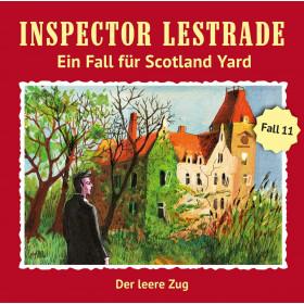 Inspector Lestrade - Fall 11: Der Leere Zug
