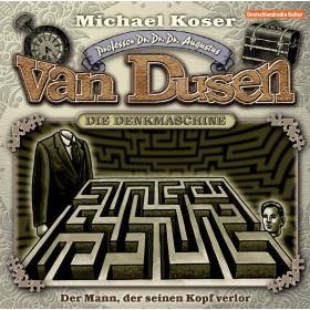 Professor van Dusen 04 Der Mann, der seinen Kopf verlor