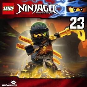 LEGO Ninjago 6. Staffel (CD 23)