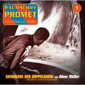 Raumschiff Promet - Folge 9: Gefangene der Doppelsonne - Episode 1: Sturz ins Pluto-Hole