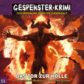 Gespenster-Krimi - Folge 11: Das Tor zur Hölle