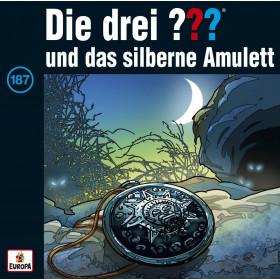 Die drei Fragezeichen Folge 187 und das silberne Amulett