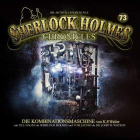 Sherlock Holmes Chronicles 73 Die Kombinationsmaschine