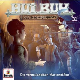 Hui Buh - Die neue Welt - 31: Die vermaledeiten Marionetten