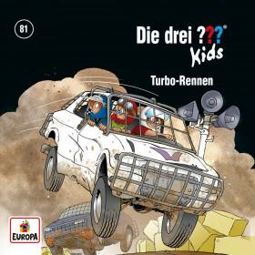 Die drei ??? Fragezeichen Kids - Folge 81: Tubro-Rennen