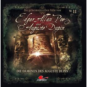 Die geheimnisvollen Fälle von Edgar Allan Poe und Auguste Dupin - Folge 11: Die Dämonen des Auguste Dupin