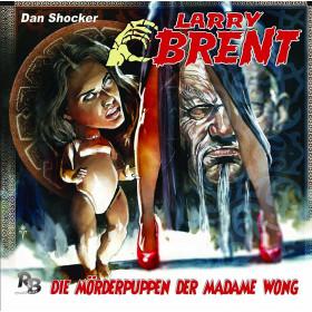 Larry Brent - Folge 22: Die Mörderpuppen der Madame Wong