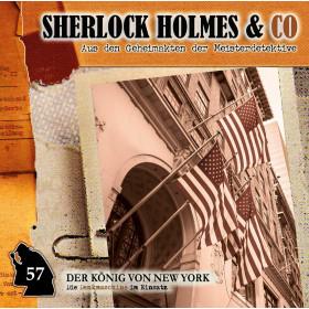 Sherlock Holmes und Co. 57 Der König von New York