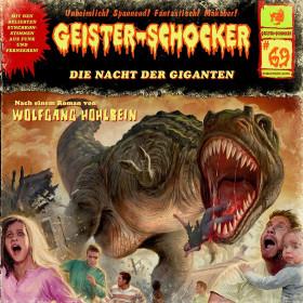 Geister-Schocker 69 Die Nacht der Giganten