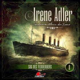 Irene Adler - Folge 8: Sog des Verderbens