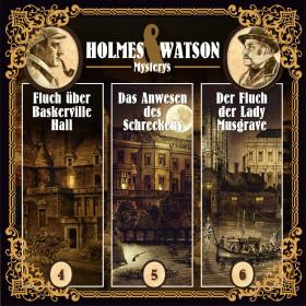 Holmes & Watson Mysterys Vol.2