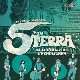 Die 5 Von Terra - Im Auftrag des Unendlichen (Hörspiel)