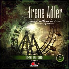 Irene Adler - Folge 2: Gefahr im Prater
