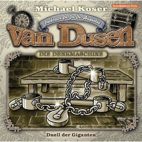 Professor van Dusen - Folge 16: Duell der Giganten