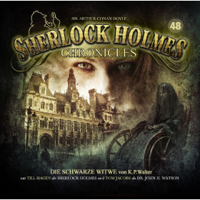 Sherlock Holmes Chronicles 48 Die Schwarze Witwe