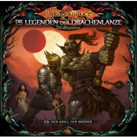 Die Legenden der Drachenlanze 3: Krieg der Brüder