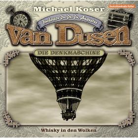 Professor van Dusen 07 Whisky in den Wolken (Neuauflage)