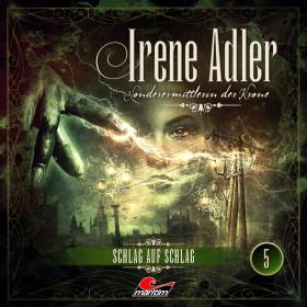 Irene Adler - Folge 5: Schlag auf Schlag