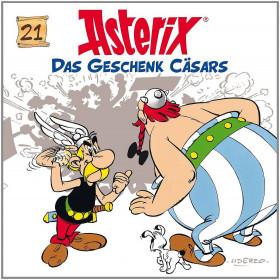 Asterix - Folge 21: Das Geschenk Cäsars