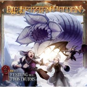 Die letzten Helden 9 - Die Festung Des Frostwurms