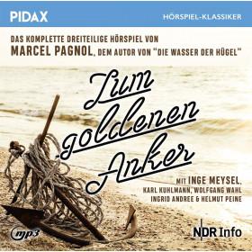 Pidax Hörspiel Klassiker - Zum goldenen Anker
