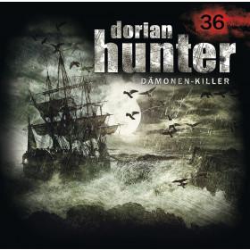 Dorian Hunter - Folge 36: Auf der Santa Maria