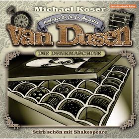 Professor van Dusen 05 Stirb Schön Mit Shakespeare