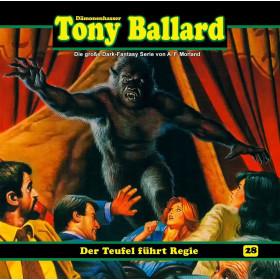 Tony Ballard 28 - Der Teufel führt Regie