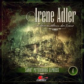 Irene Adler - Folge 4: Sankt Petersburg Express