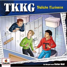 TKKG - Folge 217: Tödliche Klarinette