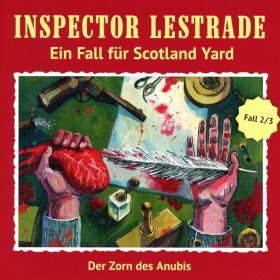 Inspector Lestrade - Fall 2: Der Zorn des Anubis