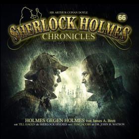 Sherlock Holmes Chronicles 66 Holmes gegen Holmes