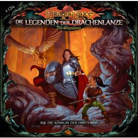 Die Legenden der Drachenlanze 4: Die Königin der Finsternis