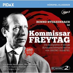 Pidax Hörspiel Klassiker - Kommissar Freytag