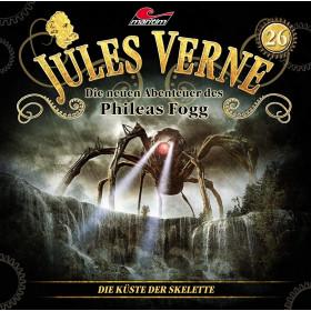 Jules Verne - Folge 26: Die Küste der Skelette