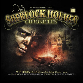 Sherlock Holmes Chronicles 88 Wisteria Lodge
