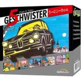 5 Geschwister - Hörspielbox 2 (5 CDs)