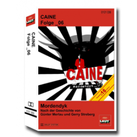 MC Caine - 06 - Mordendyk Poly Design Limited Edition
